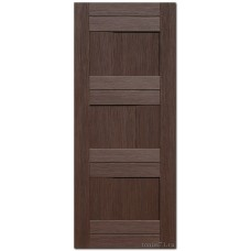 Экошпон дверь 12X (глухая), цвет: венге