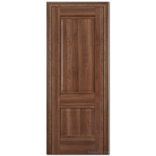 Экошпон дверь 1X (глухая), цвет: орех сиена