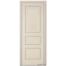 Экошпон дверь 25X (глухая), цвет: Эш Вайт