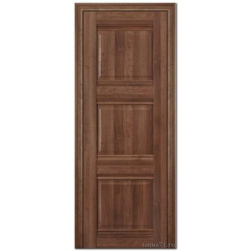 Экошпон дверь 3X (глухая), цвет: орех сиена