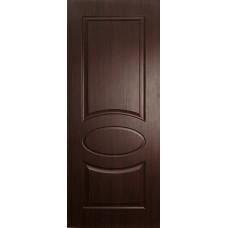 Экошпон дверь Гера (глухая), цвет: венге мелинга