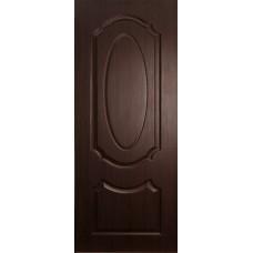 Экошпон дверь Венера (глухая), цвет: венге мелинга
