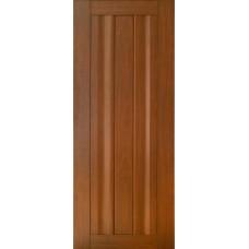 Ламинированная ПВХ дверь Юлиана (глухая), цвет: итальянский орех