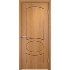 Ламинированная ПВХ дверь Неаполь (глухая)