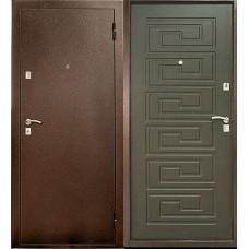 Уральская дверь модель 105