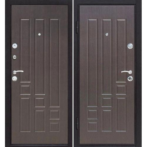 Входная металлическая дверь Йошкар МДФ-МДФ