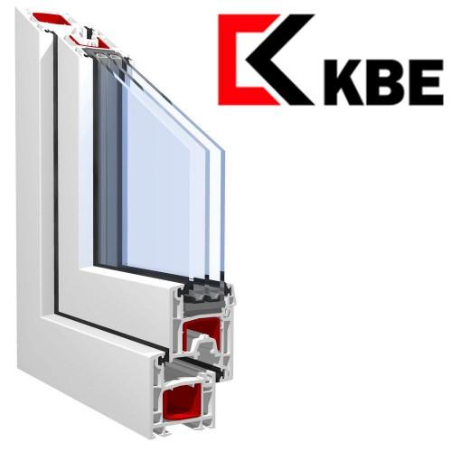 Окна KBE Engine 58мм