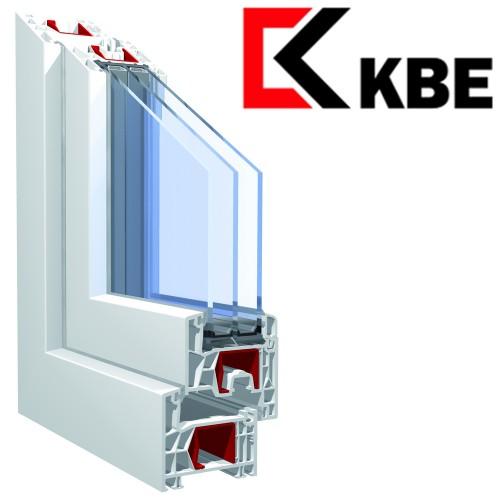 Окна KBE 76мм