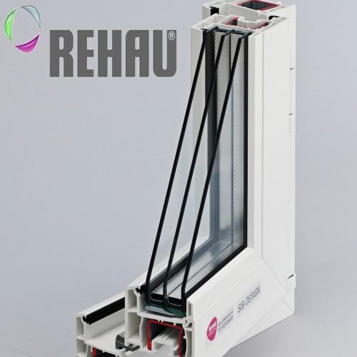 Окна REHAU SIB-Design 70