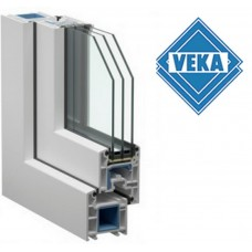 Окна VEKA EUROLINE 58