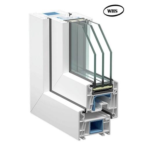 Окна WHSHalo 72